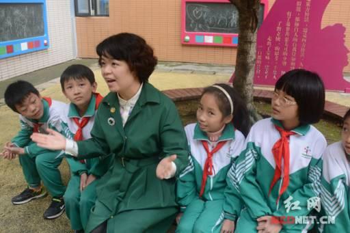 岳麓区实验小学校长 吴静