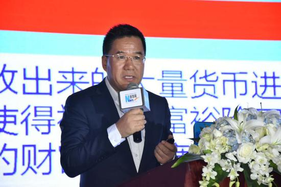 民建中央经济委员会副主任、中央电视台财经频道评论员马光远