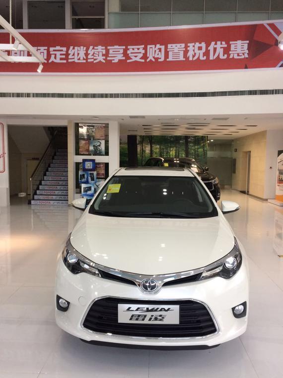 广汽丰田于11月1日发布雷凌家族新车型雷凌Turbo,搭载丰田