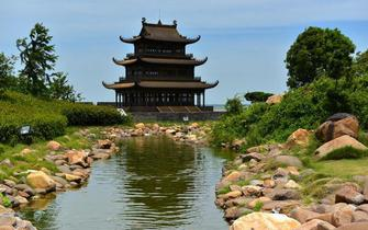 何炅的故乡 中国优秀旅游城市