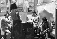 湖南妇女不同时代生活场景