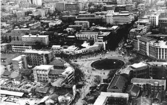 老长沙:70年前这4条公交线路跑遍全城