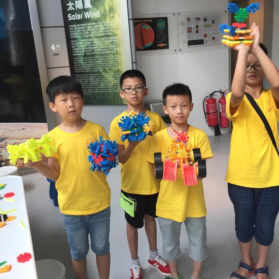 香港小学生游香港,研学秘密里藏着湖南的手册区九台八小学图片