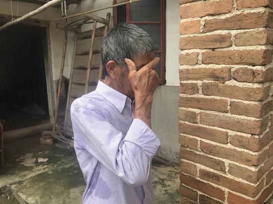 78岁的邓老感动落泪