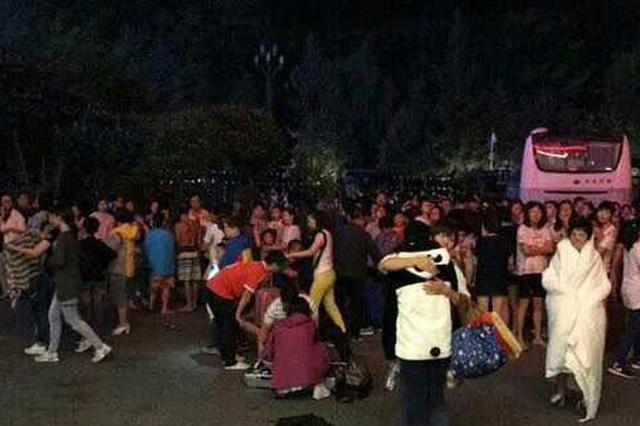 湖南各市州游客在九寨沟总数超800人 暂无伤亡报告
