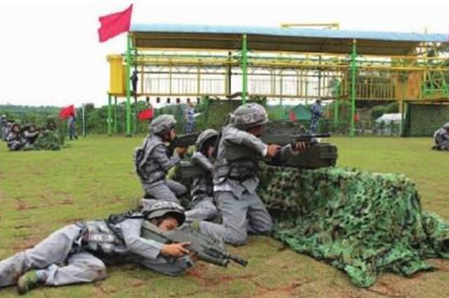 湖南有了首个爱国主义军事体验基地 全国仅5个