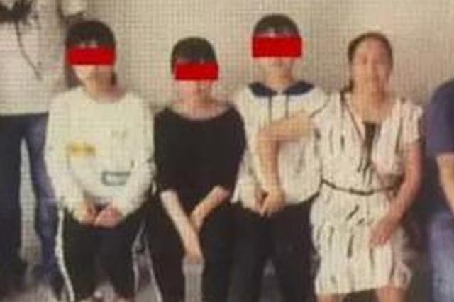 邵阳三少女犯错怕被骂离校去东莞 6天后被警方寻回