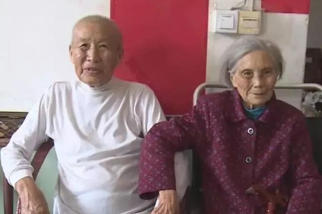 浏阳百岁夫妻相伴87年  心有灵犀为爱保鲜