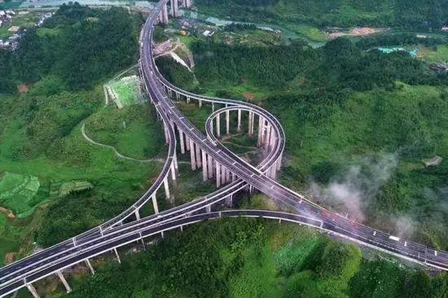 6080公里!湖南高速公路总里程跃居全国第6位