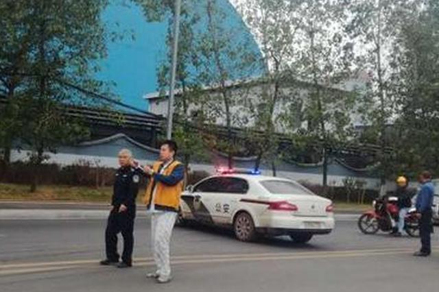 株洲10.1撞人逃逸案破获 肇事车辆为一辆送亲婚车