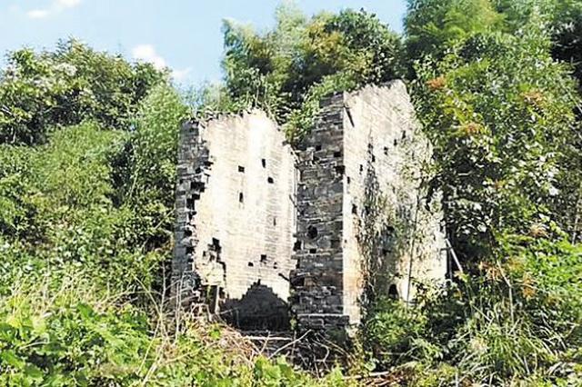 宁乡发现300多年前清朝古楼