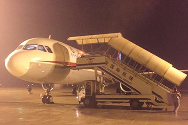 湖南成功处置一起航班扰序案件