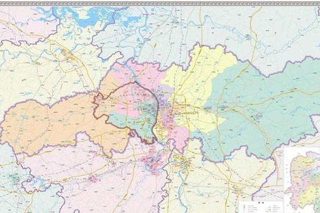 重磅!《湘江新区土地利用总体规划》获省政府批复实施