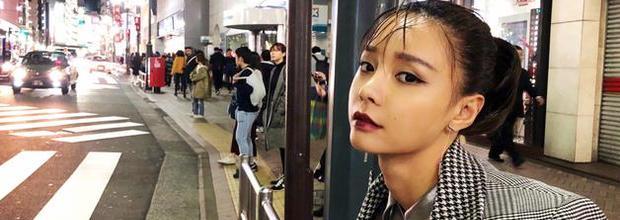沈梦辰晒新造型刘海超抢镜 网友却说她撞脸baby