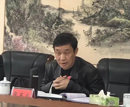 衡南县副县长、县公安局局长张东成