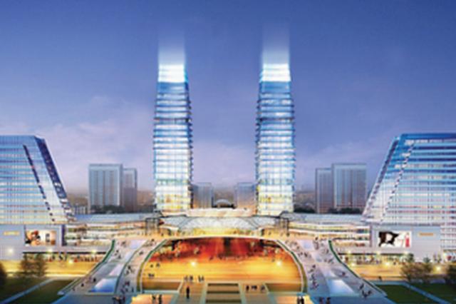 至少180米!高铁站前将建株洲最高楼
