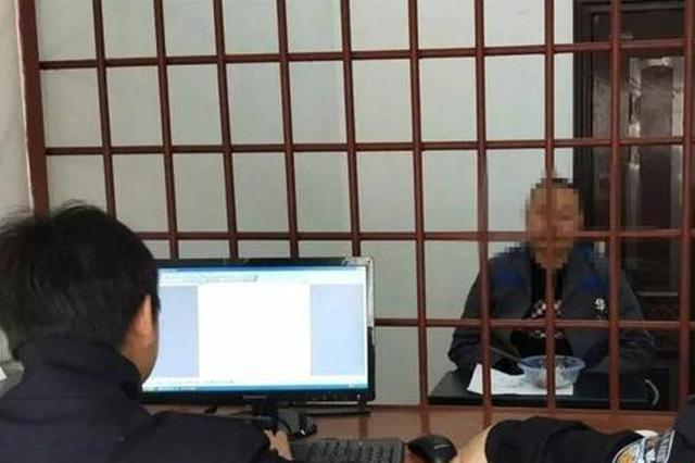 岳阳在逃嫌犯电话挑衅警方 几小时后手铐上了身