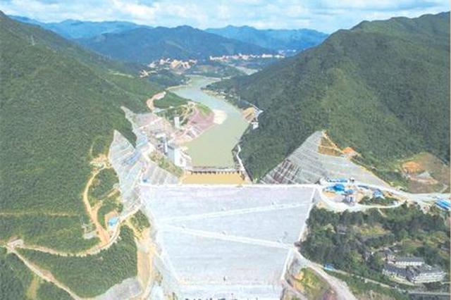 湖南毛俊水库工程首个隧洞开工建设 惠及永州蓝山居民