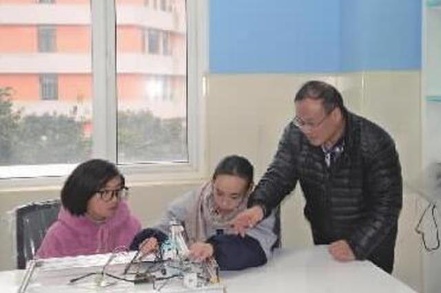 长沙一高三女生获28项科技创新奖