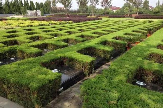 衡阳市清明期间将免费提供160个节地生态墓穴