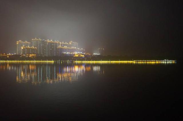 湖南省岳阳市发布大雾黄色预警