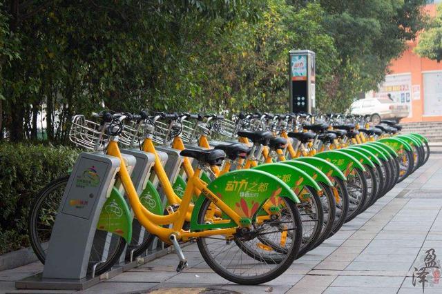 湘潭公共自行车办卡量创新高 已突破6万张