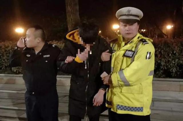 湘潭基层民警的多面人生 拯救了40多人的生命