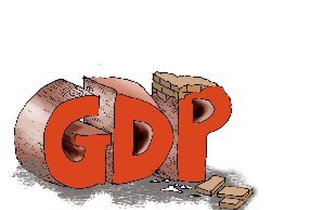 """常德市2017年GDP进入""""三千亿俱乐部"""""""