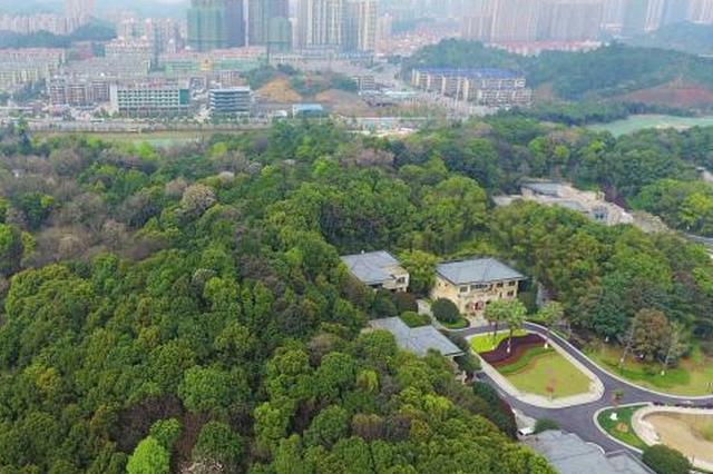 长沙河西将新增湘麓公园 东邻地铁9号线