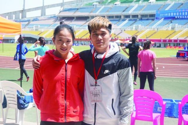 全国田径大奖赛:湖南首金诞生 株洲小将进800米决赛