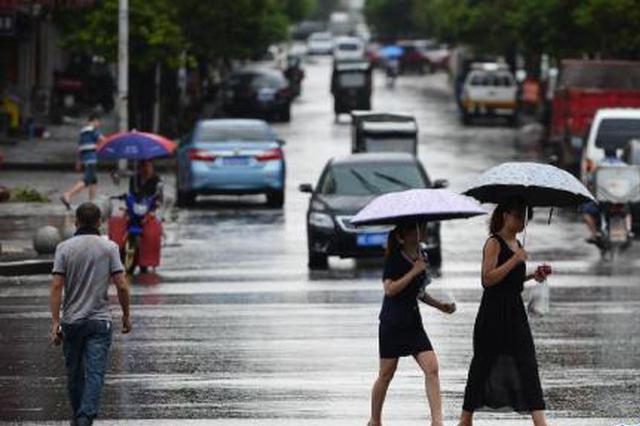湖南将迎两轮强降雨 或为今年时间最长、强度最大
