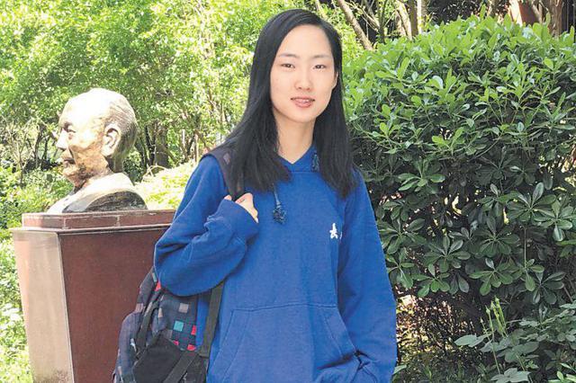 """长沙""""街舞女孩""""托福119分 拿到世界6所名校录取单"""