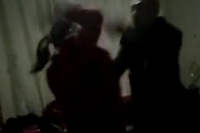 """浏阳警方回应""""女子暴打两老人"""":打人女子已被调查"""