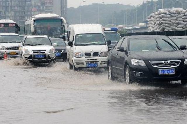 21至23日长沙将迎入汛以来首场强降雨