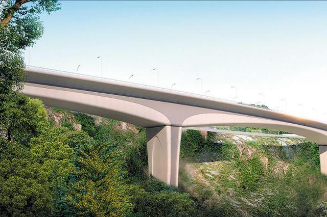 长沙桐溪桥施工攻克世界罕见难题 国内无先例可循