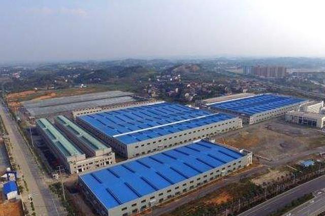 邵阳一季度累计实现规模工业增加值95.32亿元