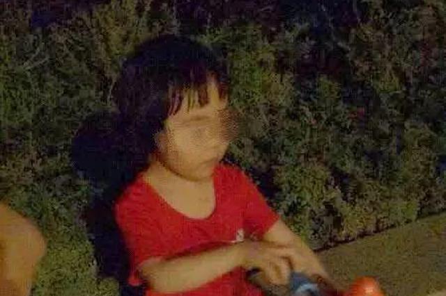 衡阳警察夫妇散步遇迷路小孩 几经周折帮忙找到家属
