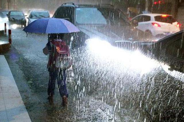 你想要的清凉正在路上 湖南发布暴雨蓝色预警