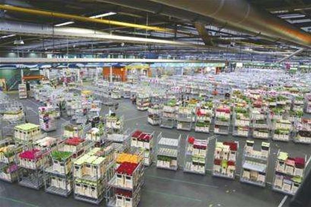 2017年湖南省亿元以上商品交易市场达326个