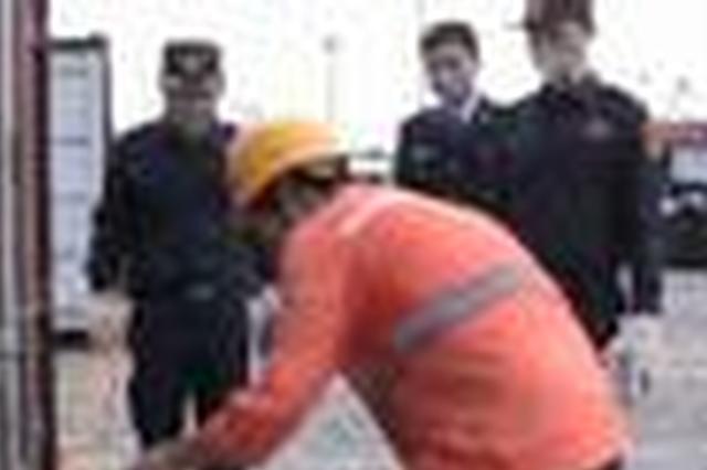 """前4月长沙海关查证 """"洋垃圾""""近万吨"""