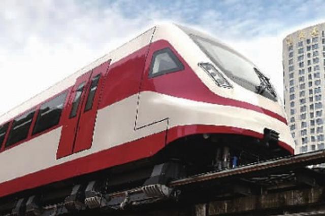 国防科大新型磁浮列车试验成功 时速可达160公里以上
