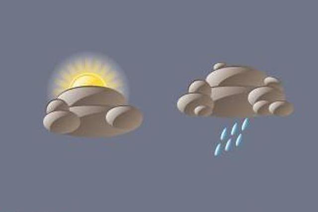 未来一周湖南天气晴雨相间 25日晚至26日有强降雨