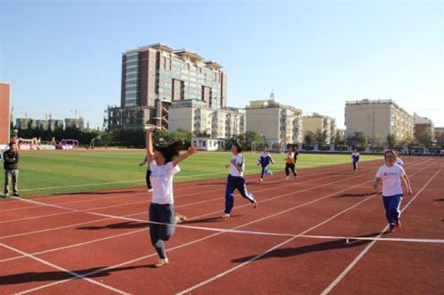 中高考临近 长沙多所中学开展心理健康素质拓展活动