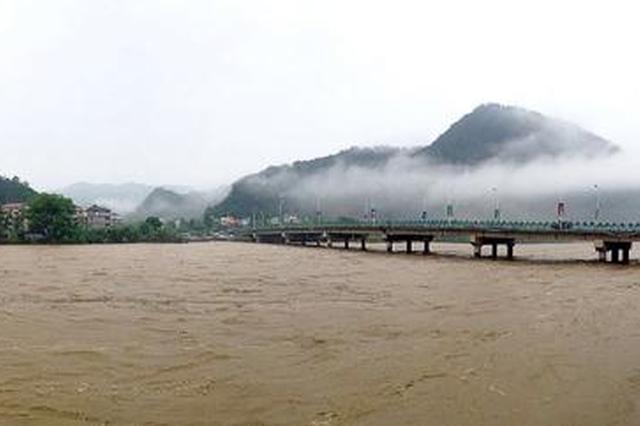 湖南前期降雨比同期少两成 26.95万人受灾4人死亡