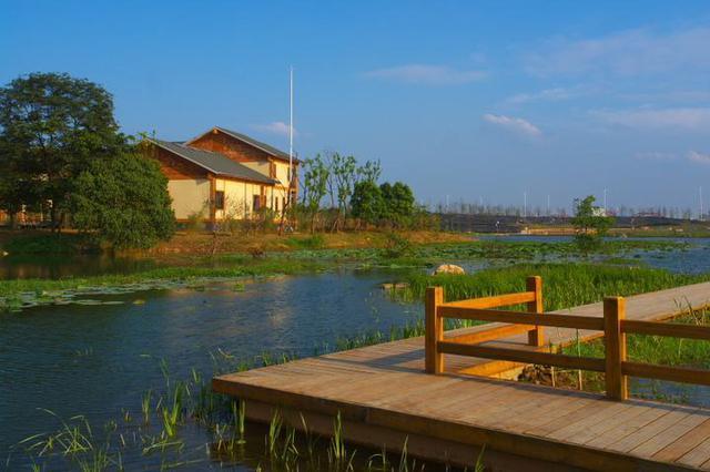 长沙将添近4万平方米人工湿地公园 湖湘特色理念设计