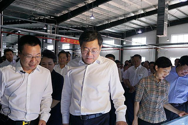 全省优化发展环境现场推进会在江华瑶族自治县召开