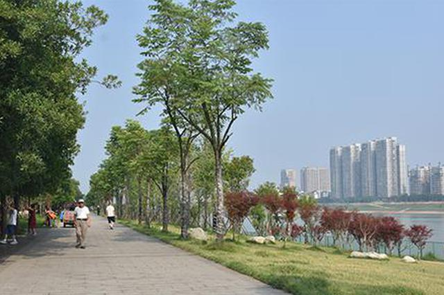 守护一江碧水 益阳构建四级河长制改善绿色生态环境