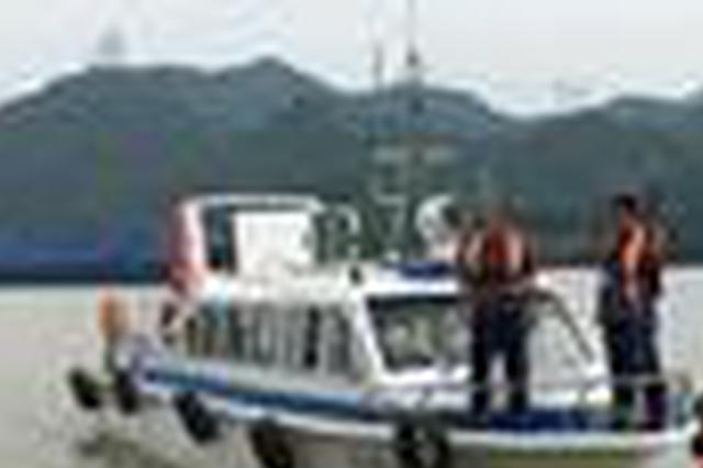 衡阳采挖船舶集中整治行动:航道通航环境明显改善