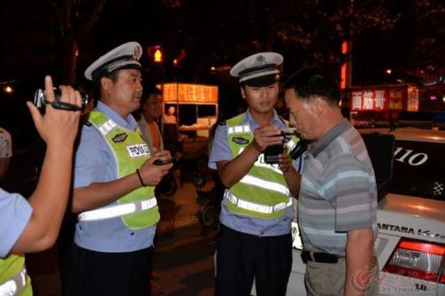 湖南交警加大世界杯期间酒驾夜查力度 已查处2183起