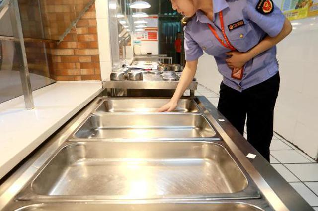 长沙为食品安全保驾护航 在全省率先推行跨部门联合抽查